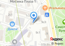 Компания «Феопром» на карте
