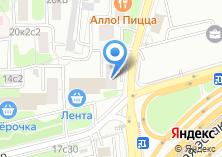 Компания «Мценскмебель» на карте