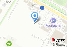 Компания «АРАКС Моторс» на карте