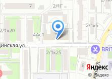 Компания «Орион-СВ» на карте