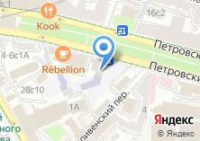 Компания «Детский сад №878» на карте