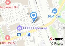 Компания «Автомойка на Нагорном проезде» на карте