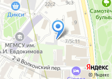 Компания «Ваш шарм» на карте