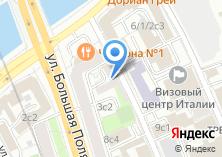 Компания «СМУ-1 Метростроя» на карте