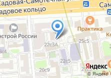 Компания «Московский Семейный Центр Взаимоотношений» на карте