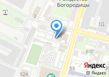 Компания «Крузопель» на карте