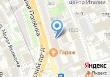 Компания «Рэд код бар» на карте