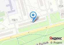 Компания «Участковый пункт полиции район Отрадное» на карте