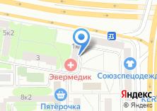 Компания «Presidentwatches» на карте