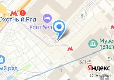 Компания «Музей археологии Москвы» на карте