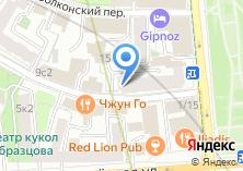 Компания «AstaSeta» на карте