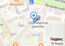 Компания «Nayada» на карте