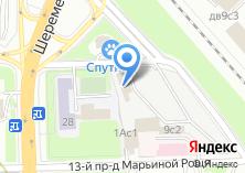 Компания «АэроКлиматСтрой» на карте