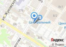 Компания «Строящееся административное здание по ул. Хлебная площадь» на карте