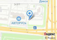 Компания «Шиномонтажная мастерская на Балаклавском проспекте» на карте