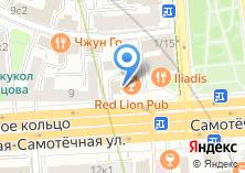 Компания «Антонов шоу» на карте
