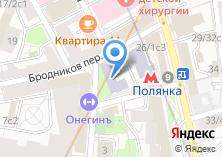 Компания «ГИТР» на карте
