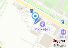 Компания «Auto-nomia» на карте