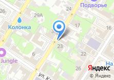 Компания «Магазин фастфудной продукции на ул. Жуковского» на карте