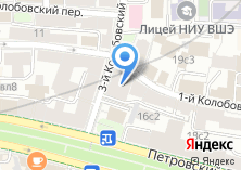 Компания «Saferoom» на карте