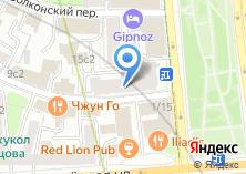 Компания «1-й Волконский» на карте