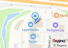 Компания «Интрако» на карте