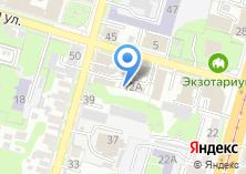 Компания «Центральная Автомобильная Школа» на карте