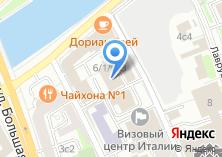 Компания «Третьяков» на карте