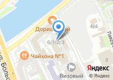 Компания «Мир на ладони» на карте