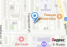 Компания «Мастерская по изготовлению ключей и ремонту обуви на Городской» на карте