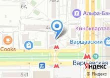 Компания «Продукты Белоруссии» на карте