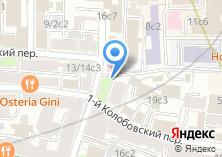 Компания «Московская булочная» на карте