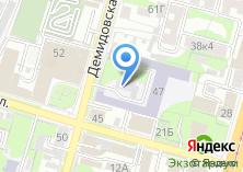 Компания «Профессиональное училище №2» на карте