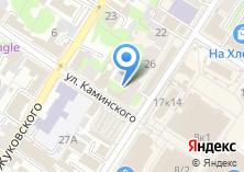 Компания «Магазин домашней обуви» на карте