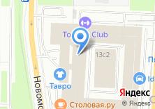 Компания «ANGEL» на карте