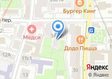 Компания «МРСФ» на карте