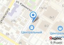 Компания «Белорусская одежда» на карте