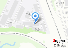 Компания «ТАНА К-Аудит» на карте