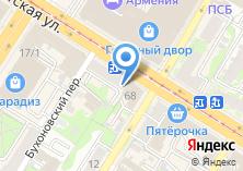 Компания «Щербет-hosh» на карте