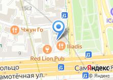 Компания «Карта туров» на карте