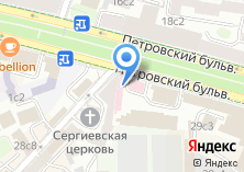 Компания «Городские Информационные Технологии» на карте