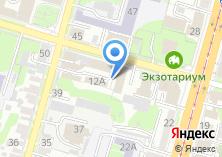 Компания «Территориальное Управление по Зареченскому району» на карте