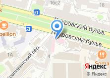 Компания «НВ-Медика» на карте