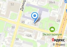 Компания «Тэнси-Техно» на карте