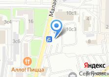 Компания «Специальная Курьерская Служба» на карте
