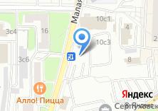 Компания «Компания ЦентроСтрой» на карте
