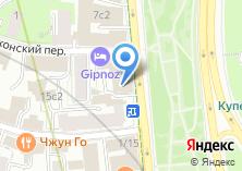 Компания «Умная Среда» на карте