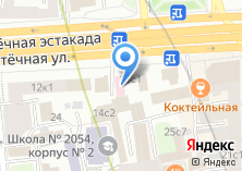 Компания «Многопрофильный медицинский центр им. Святослава Федорова» на карте