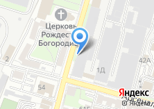 Компания «Экспресс-Строй» на карте