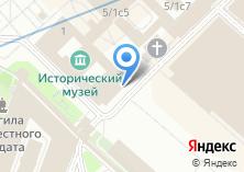 Компания «Государственный исторический музей» на карте